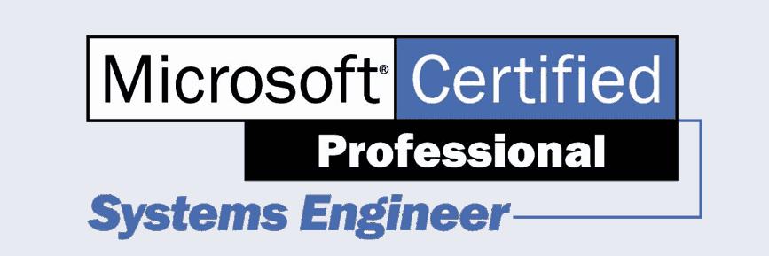 MCSE - Windows Server 2012 - Microsoft Certification