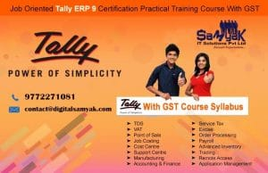 tally gst course